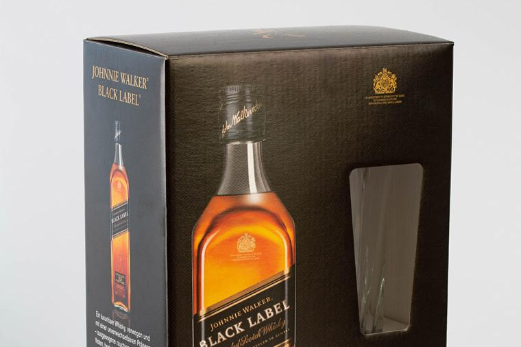 Box Johnnie Walker - Black Label